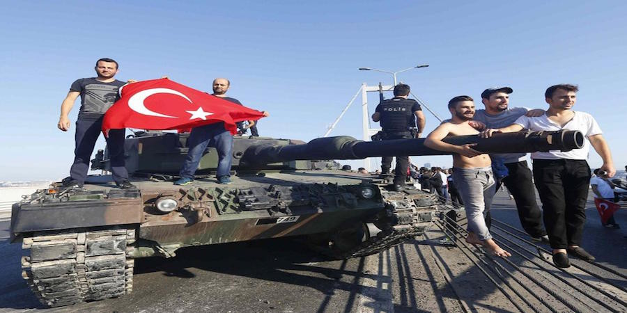 The Attempted Coup in Turkey: What Next?