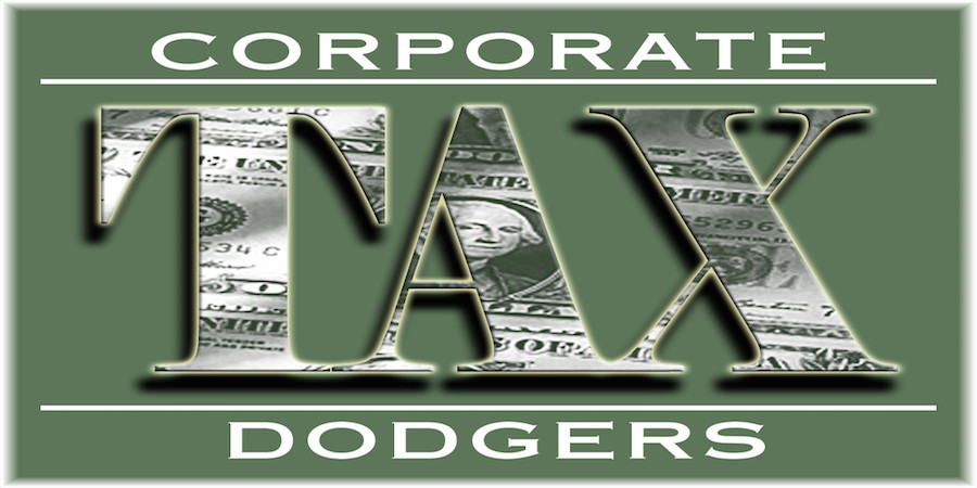 Watch Out For The Coming Corporate Tax-Break Trickery