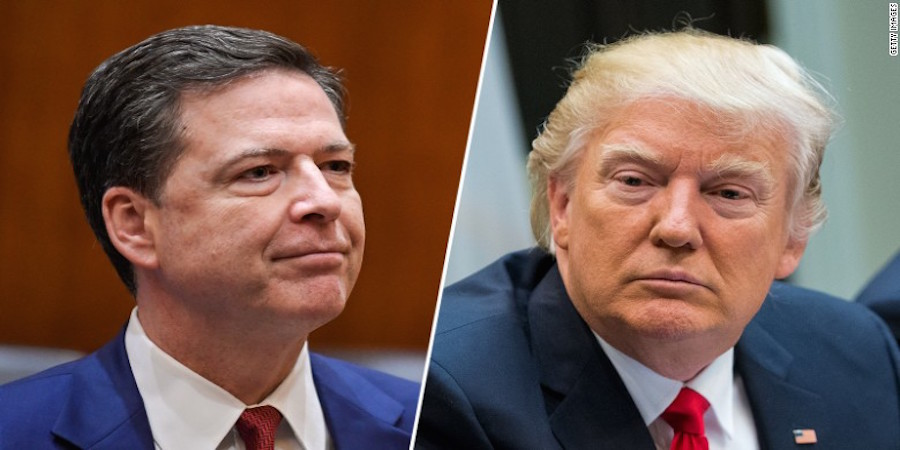 """The Comey """"Tapes"""" Lie: Chaos Is Trump's Greatest Weapon"""