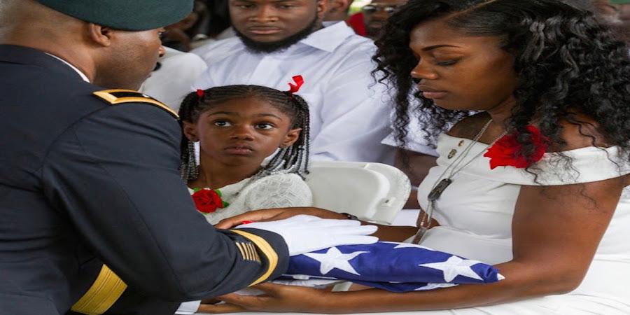 Donald Trump Didn't Remember Sergeant La David T. Johnson's Name, But We Will