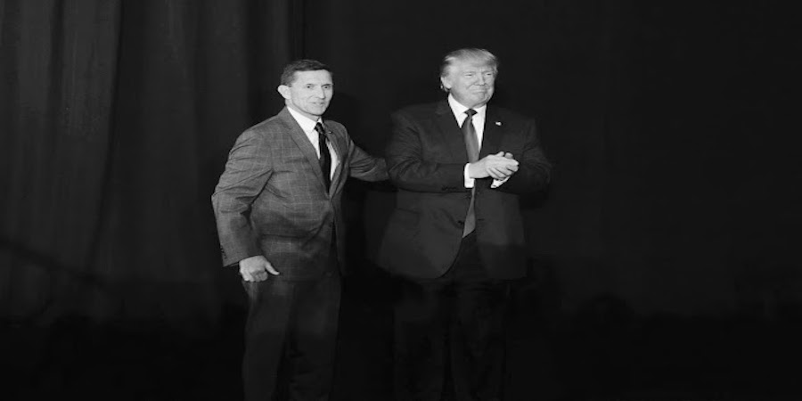 Flynn's Guilty Plea Is Merely The Tip Of A Very Big Iceberg. So What Lies Beneath?
