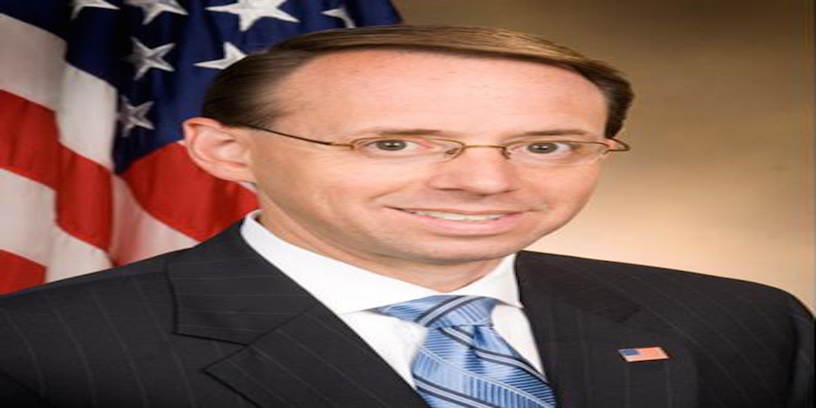 How Rosenstein's Firing Could lead to Trumpian Martial Law and Blood in the Streets