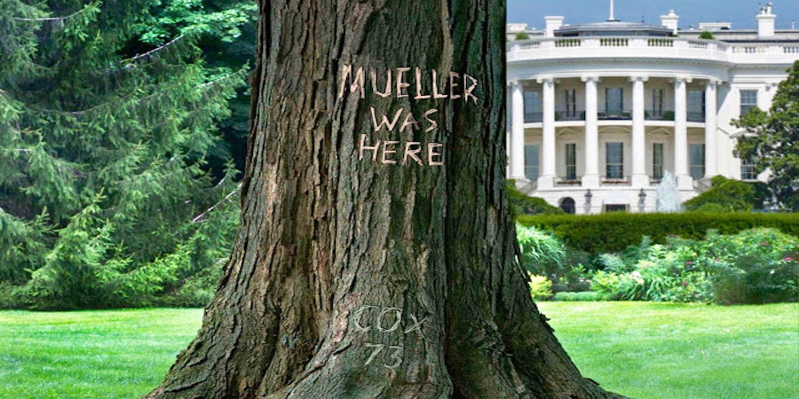 Can A Mobbed-Up Trumpkin Stop Mueller's Russia Investigation? Yes, But . . .