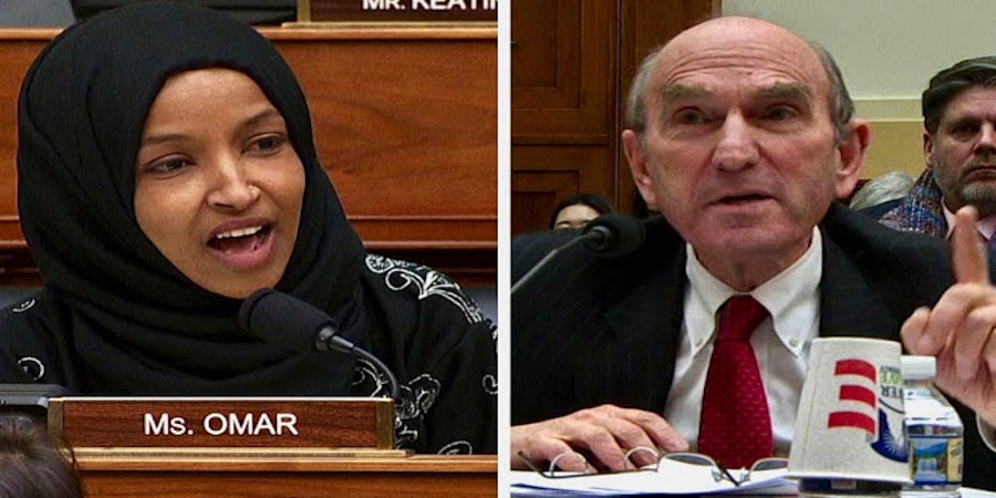 A Somali-American From Minnesota Takes On A Neocon From Nightmares Past
