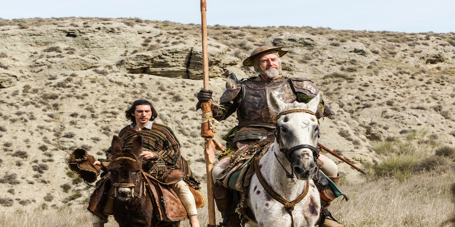 Film Review: The Man Who Killed Don Quixote