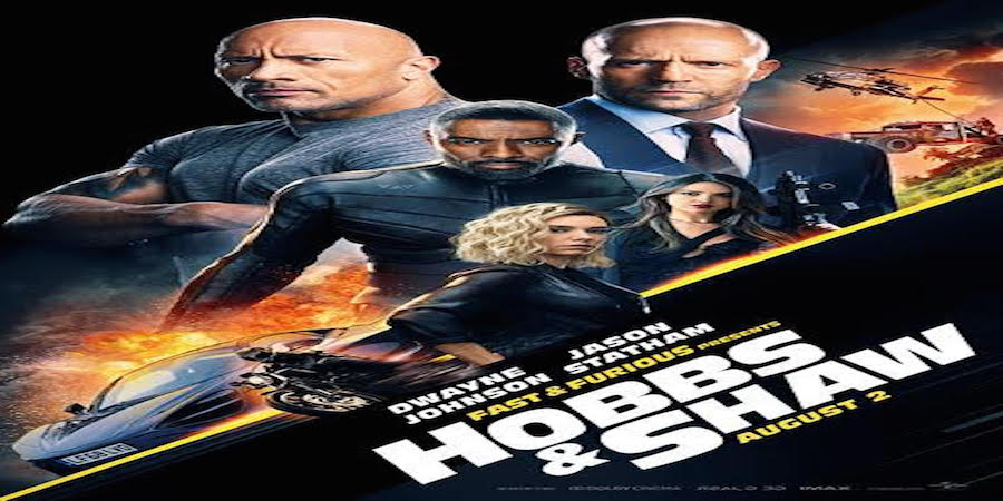 Film Review: Fast and Furious Presents: Hobbs & Shaw