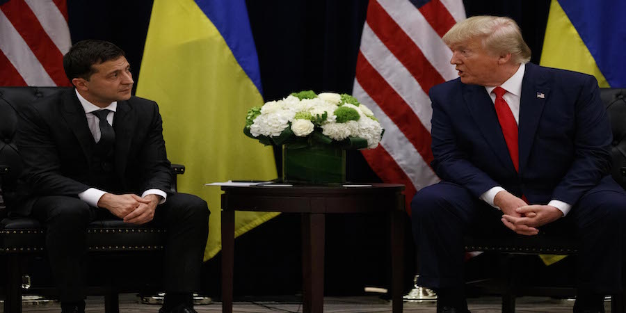 No, Republicans, You're Fucking Lying About Biden and the Ukrainian Prosecutor