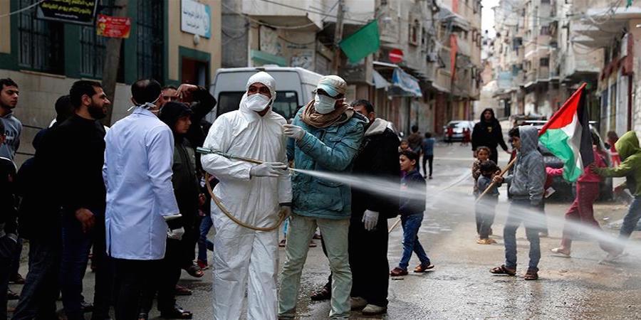 Coronavirus, but Israelis Keep Vulnerable Gaza as Largest Open Air Prison